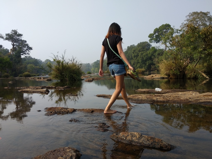 2018 Coorg with the girls