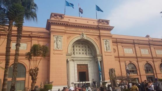 National museum, Cairo