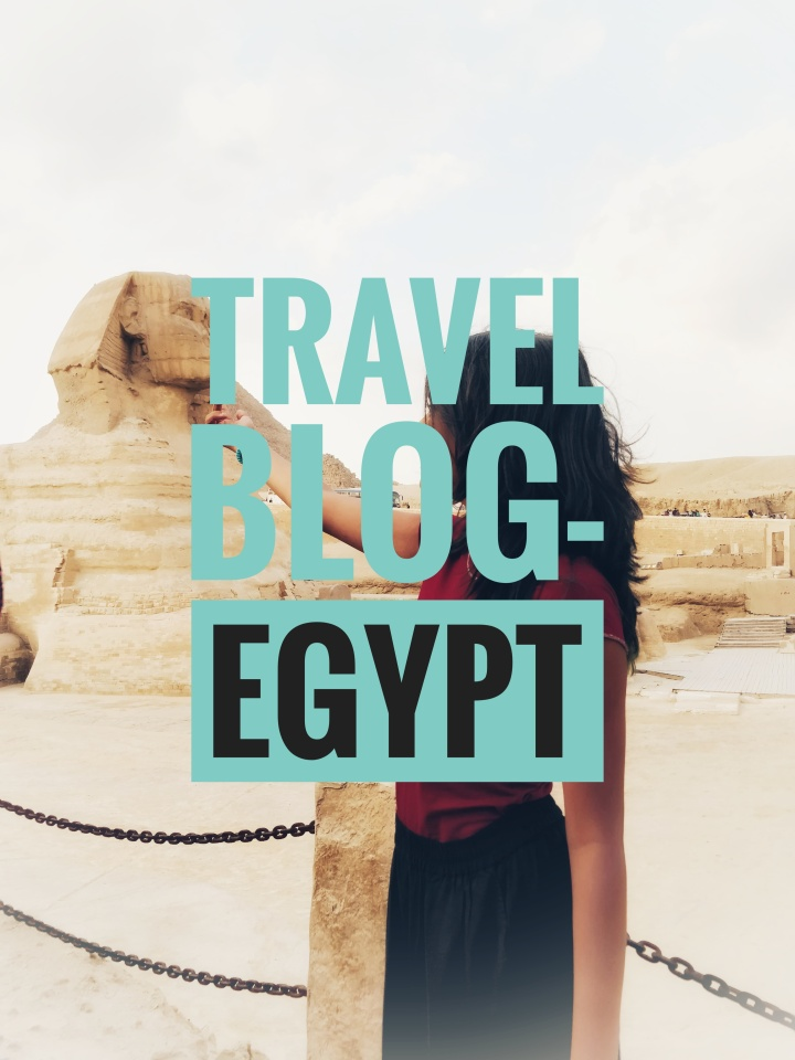 2018 Egypt- Luxury on a budget