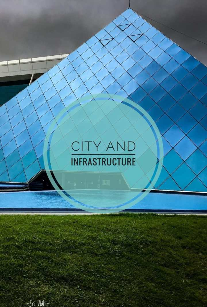 City and Infrastructure (technology)|Bangalore